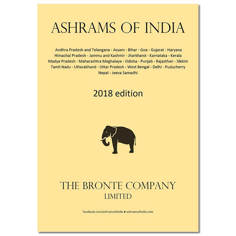 Ashrams of India - 2018 Print Edition (Volume 1 & 2)